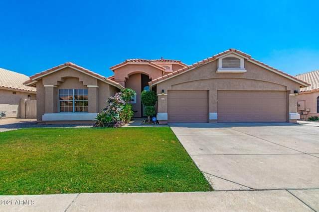 2409 N 123RD Avenue, Avondale, AZ 85392 (MLS #6288489) :: Executive Realty Advisors