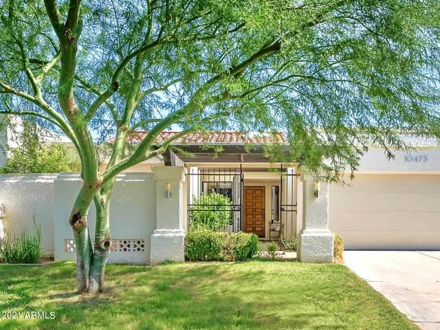 10473 E Gold Dust Circle, Scottsdale, AZ 85258 (#6288547) :: AZ Power Team