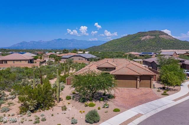 2652 W Starr Summit Court, Tucson, AZ 85745 (MLS #6288551) :: Yost Realty Group at RE/MAX Casa Grande