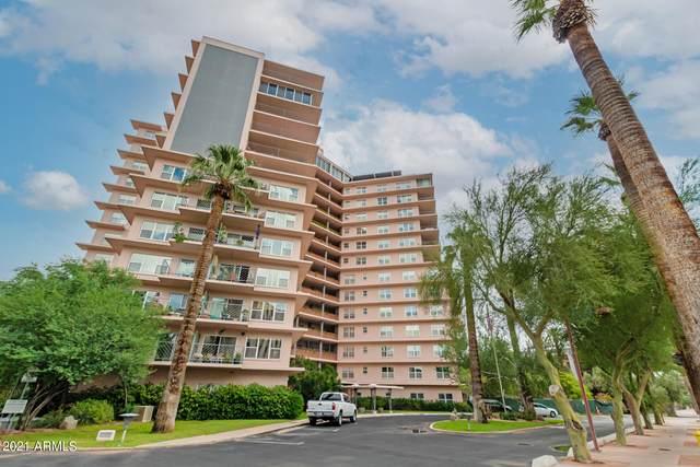 2201 N Central Avenue 6E, Phoenix, AZ 85004 (MLS #6288553) :: West Desert Group | HomeSmart