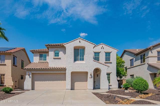 5144 W Trotter Trail, Phoenix, AZ 85083 (MLS #6288556) :: Maison DeBlanc Real Estate