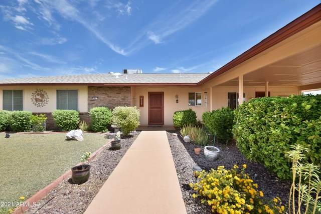 18617 N Kiva Drive, Sun City, AZ 85373 (MLS #6288567) :: Elite Home Advisors