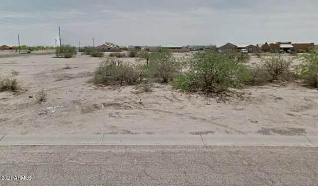 8125 W Pica Drive, Arizona City, AZ 85123 (MLS #6288578) :: The Copa Team | The Maricopa Real Estate Company