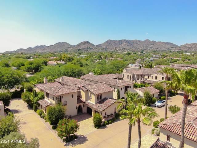 4949 E Lincoln Drive #19, Paradise Valley, AZ 85253 (MLS #6288621) :: Elite Home Advisors
