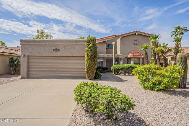 10133 E Chestnut Drive, Sun Lakes, AZ 85248 (MLS #6288643) :: Long Realty West Valley