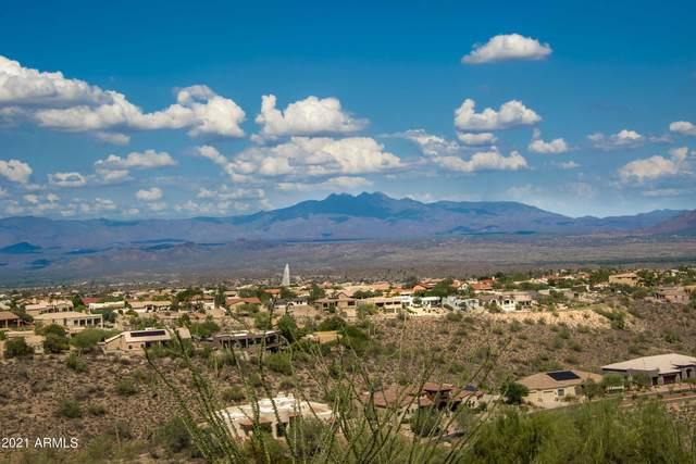 11330 N Crestview Drive, Fountain Hills, AZ 85268 (MLS #6288654) :: Executive Realty Advisors
