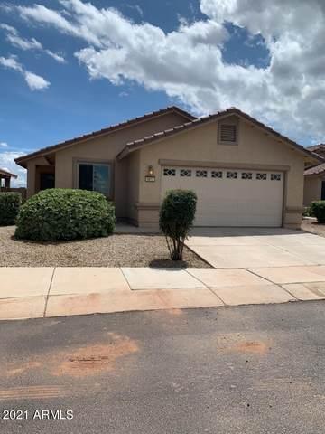 4612 Redwood Street, Sierra Vista, AZ 85650 (MLS #6288658) :: Service First Realty
