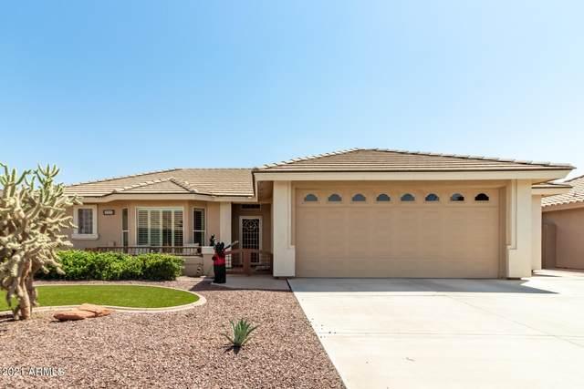 10847 E Obispo Avenue, Mesa, AZ 85212 (MLS #6288679) :: Klaus Team Real Estate Solutions