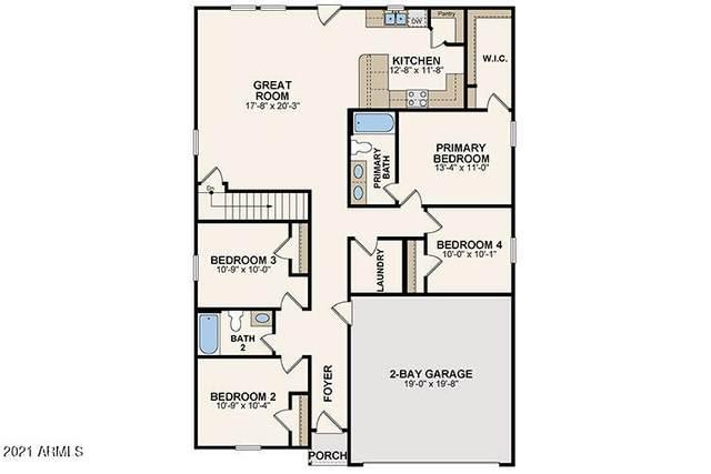 201 S Apache Avenue, Eloy, AZ 85131 (MLS #6288681) :: Elite Home Advisors
