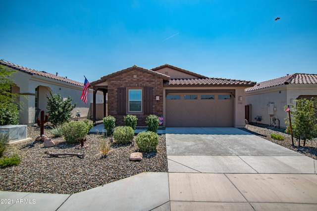 11495 E Chevelon Trail, Gold Canyon, AZ 85118 (MLS #6288694) :: Klaus Team Real Estate Solutions