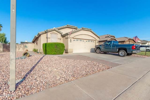 17929 N Rusty Lane, Surprise, AZ 85374 (MLS #6288703) :: Executive Realty Advisors