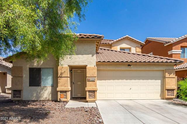 1224 W Wilson Avenue, Coolidge, AZ 85128 (MLS #6288725) :: The Everest Team at eXp Realty