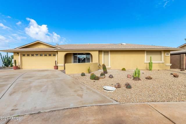 17012 N 96TH Drive, Sun City, AZ 85373 (MLS #6288733) :: Elite Home Advisors