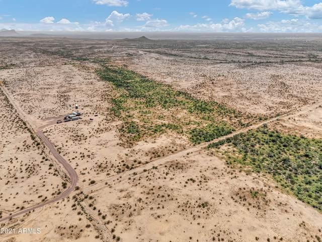 16066 E Vern Trail, Coolidge, AZ 85128 (MLS #6288736) :: Fred Delgado Real Estate Group