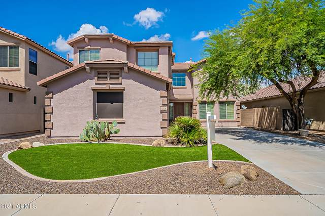 43250 W Delia Boulevard, Maricopa, AZ 85138 (MLS #6288785) :: Elite Home Advisors