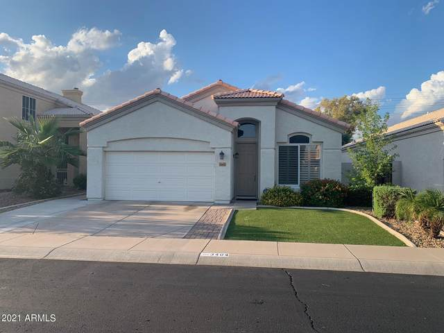 3404 W Megan Street, Chandler, AZ 85226 (MLS #6288797) :: Yost Realty Group at RE/MAX Casa Grande