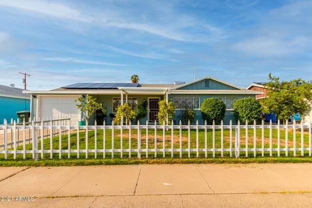 3028 W Corrine Drive, Phoenix, AZ 85029 (MLS #6288817) :: Executive Realty Advisors