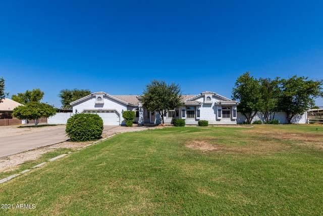 18606 E Via De Palmas, Queen Creek, AZ 85142 (MLS #6288830) :: Elite Home Advisors