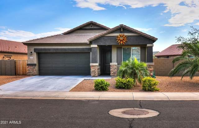 20260 N Herbert Avenue, Maricopa, AZ 85138 (MLS #6288875) :: Klaus Team Real Estate Solutions