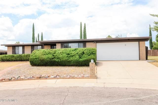 3317 Teal Place, Sierra Vista, AZ 85635 (MLS #6288880) :: Service First Realty