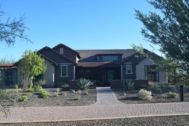 3266 Maverick Drive, Wickenburg, AZ 85390 (MLS #6288899) :: Elite Home Advisors