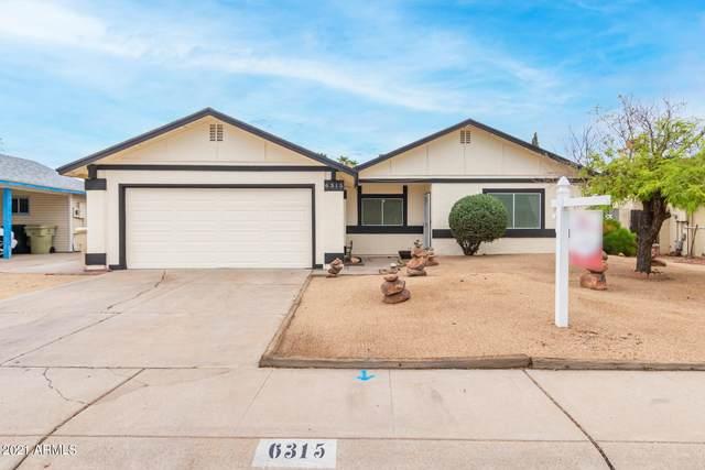 6315 W Banff Lane, Glendale, AZ 85306 (MLS #6288919) :: Yost Realty Group at RE/MAX Casa Grande