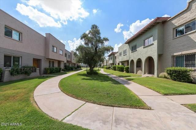 225 N Standage #98, Mesa, AZ 85201 (MLS #6288968) :: Yost Realty Group at RE/MAX Casa Grande