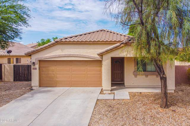 21128 N Sansom Drive, Maricopa, AZ 85138 (MLS #6288976) :: CANAM Realty Group