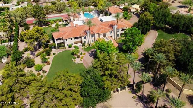 6480 E Arroyo Verde Drive, Paradise Valley, AZ 85253 (MLS #6289000) :: Elite Home Advisors