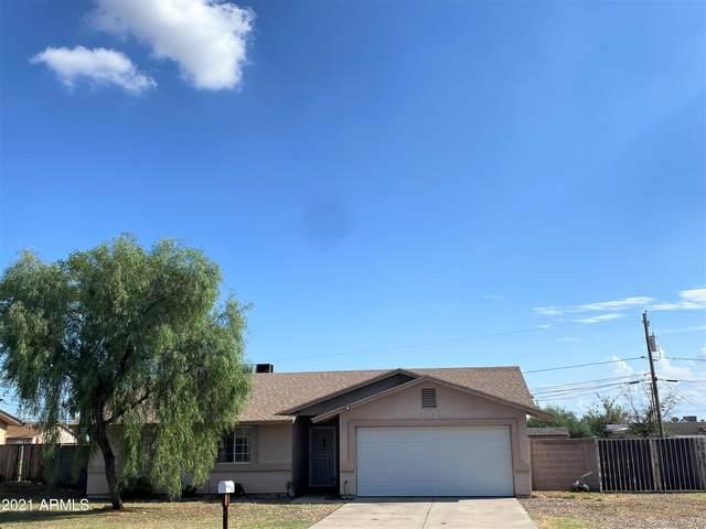 523 E Quail Avenue, Apache Junction, AZ 85119 (MLS #6289036) :: Executive Realty Advisors