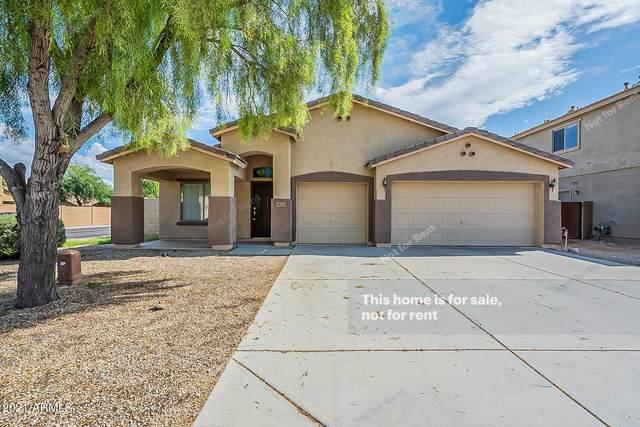 36371 W Velazquez Drive, Maricopa, AZ 85138 (MLS #6289071) :: Elite Home Advisors