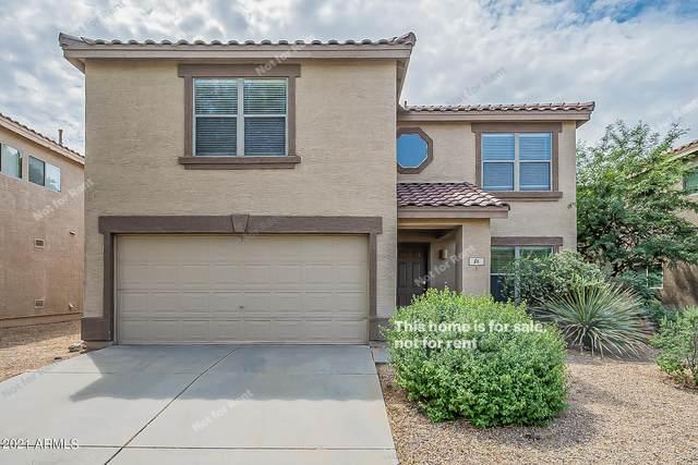 7500 E Deer Valley Road #86, Scottsdale, AZ 85255 (MLS #6289101) :: Dave Fernandez Team | HomeSmart