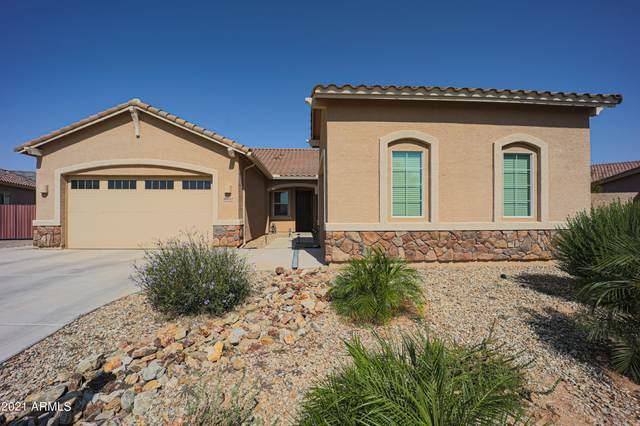 16632 W Soft Wind Drive, Surprise, AZ 85387 (MLS #6289103) :: Executive Realty Advisors