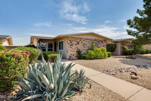 13339 W Stonebrook Drive, Sun City West, AZ 85375 (MLS #6289134) :: Elite Home Advisors