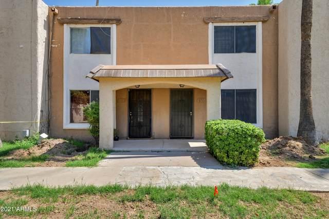 7126 N 19TH Avenue #177, Phoenix, AZ 85021 (MLS #6289137) :: The Riddle Group