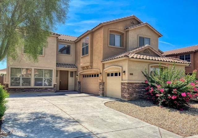 10121 W Illini Street, Tolleson, AZ 85353 (MLS #6289139) :: Executive Realty Advisors