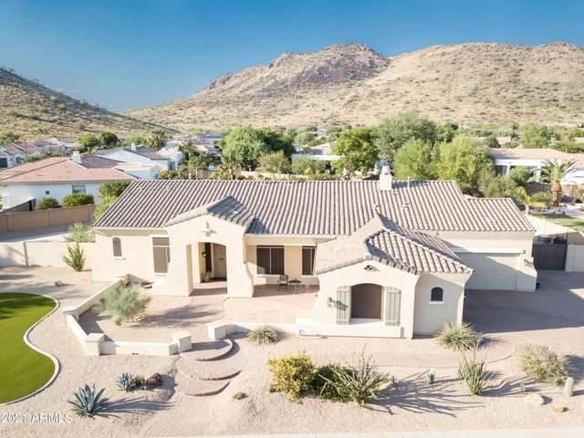 4638 W Paso Trail, Phoenix, AZ 85083 (MLS #6289140) :: Klaus Team Real Estate Solutions