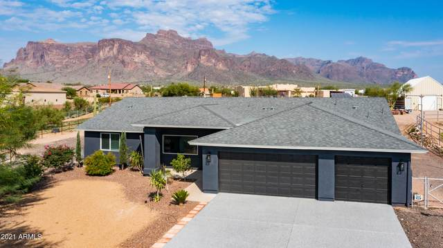 327 N Boyd Road, Apache Junction, AZ 85119 (MLS #6289144) :: Openshaw Real Estate Group in partnership with The Jesse Herfel Real Estate Group