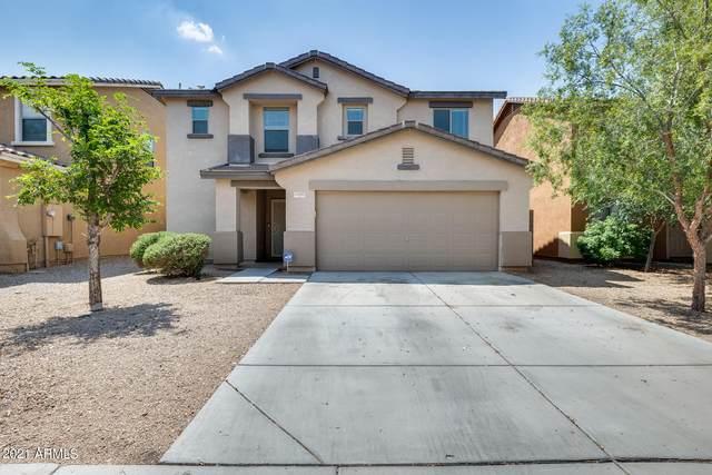 45681 W Amsterdam Road, Maricopa, AZ 85139 (MLS #6289159) :: The Riddle Group