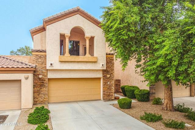 150 N Lakeview Boulevard #8, Chandler, AZ 85225 (MLS #6289185) :: CANAM Realty Group