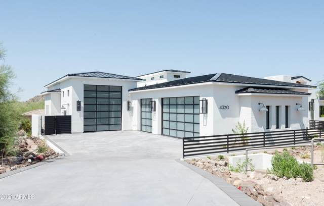 4320 N El Sereno Circle, Mesa, AZ 85207 (MLS #6289202) :: CANAM Realty Group