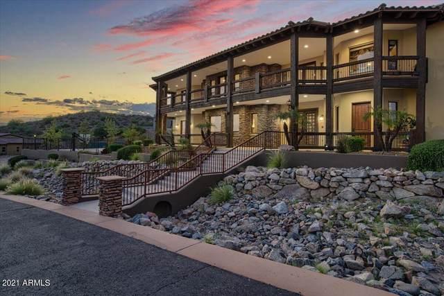 6604 W Gold Mountain Pass, Phoenix, AZ 85083 (MLS #6289215) :: Service First Realty