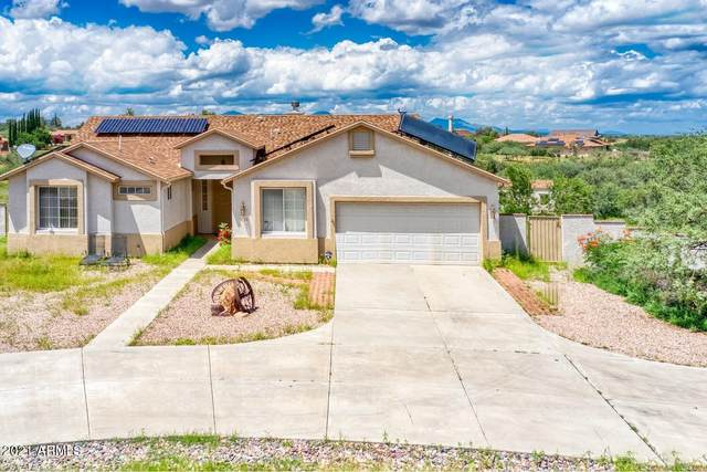 1620 N San Marcos De Niza Drive, Sierra Vista, AZ 85635 (MLS #6289253) :: Elite Home Advisors
