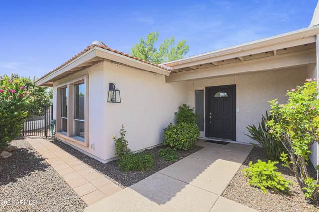 7012 N Via Nueva, Scottsdale, AZ 85258 (MLS #6289270) :: Yost Realty Group at RE/MAX Casa Grande