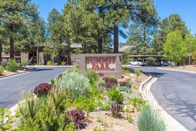 1401 N 4TH Street #219, Flagstaff, AZ 86004 (MLS #6289298) :: Yost Realty Group at RE/MAX Casa Grande