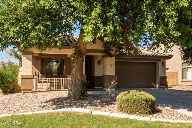 76 W Brahman Boulevard, San Tan Valley, AZ 85143 (MLS #6289353) :: Yost Realty Group at RE/MAX Casa Grande