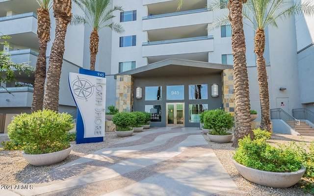 945 E Playa Del Norte Drive #5003, Tempe, AZ 85281 (MLS #6289357) :: My Home Group