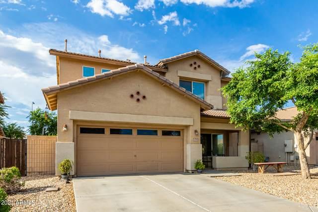 11582 W Jefferson Street W, Avondale, AZ 85323 (MLS #6289361) :: Klaus Team Real Estate Solutions