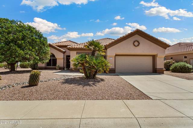 22013 N Via De La Caballa, Sun City West, AZ 85375 (MLS #6289370) :: Executive Realty Advisors