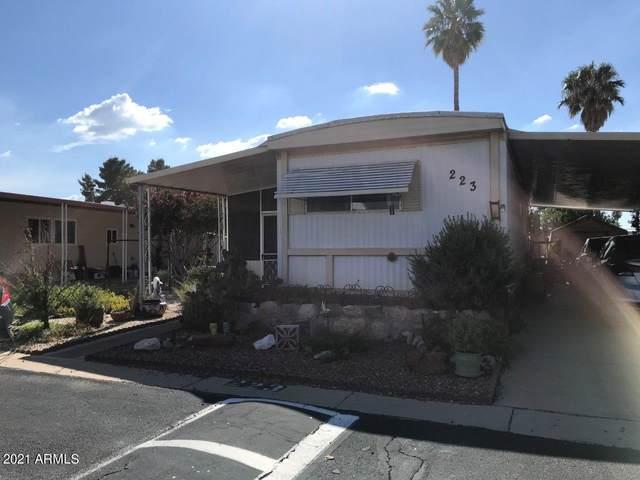 3411 S Camino Seco Road #223, Tucson, AZ 85730 (MLS #6289398) :: The Ellens Team